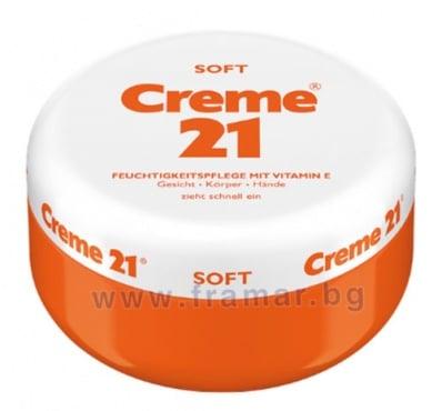 Изображение към продукта КРЕМ 21 КРЕМ СОФТ 250 мл