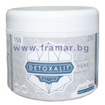 Изображение към продукта ДЕТОКСАЛИТ ПЮР прах 150 гр.