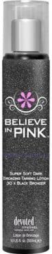 Изображение към продукта ДЕВОУТЕД УСКОРИТЕЛ ЗА ТЕН BELIEVE IN PINK BLACK 300 мл