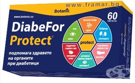 ДИАБЕФОР ПРОТЕКТ таблетки * 60 БОТАНИК - изображение