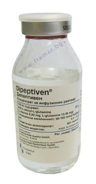 ДИПЕПТИВЕН инфузионен разтвор 200 мг. / мл. 100 мл. - изображение