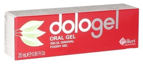 Изображение към продукта ДОЛОГЕЛ ОРАЛ ГЕЛ 25 мл.