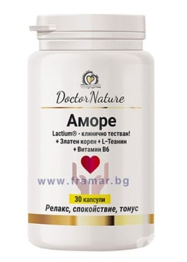 Изображение към продукта АМОРЕ капсули * 30 DOCTOR NATURE