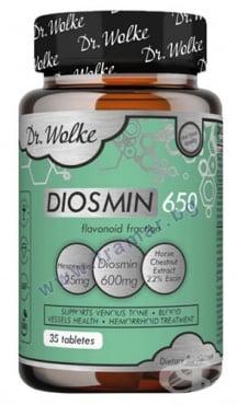 Изображение към продукта ДР. ВОЛКЕ ДИОСМИН таблетки 650 мг * 35