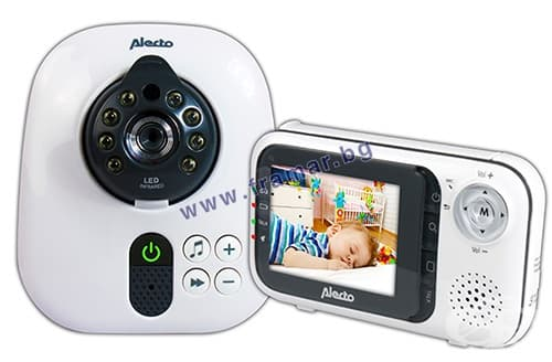 Изображение към продукта АЛЕКТО ВИДЕО БЕБЕФОН DVM-80