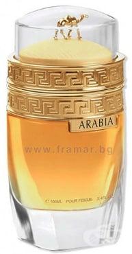 Изображение към продукта ДАМСКА ТОАЛЕТНА ВОДА ЛЬО ШАМО ARABIA 100 мл