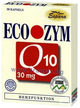 Изображение към продукта ЕКО - ЗИМ Q10 капсули * 30
