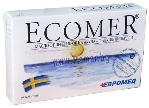 Изображение към продукта ЕКОМЕР капсули * 60