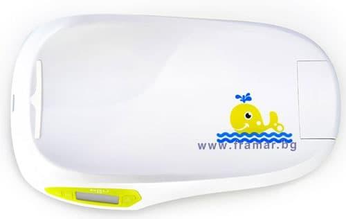 Изображение към продукта БЕБЕШКА И ДЕТСКА СМАРТ ВЕЗНА AGU BABY WALLY