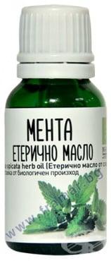 Изображение към продукта ЕЛФЕЯ БИО ЕТЕРИЧНО МАСЛО ОТ МЕНТА 15 мл