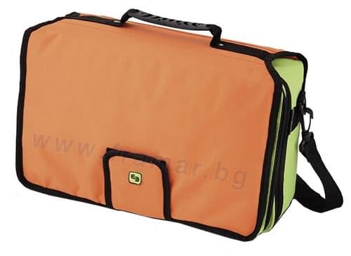 Изображение към продукта ЧАНТА ЗА ОБУЧЕНИЕ С 2 МАКЕТА ELITE BAGS EB-09.004