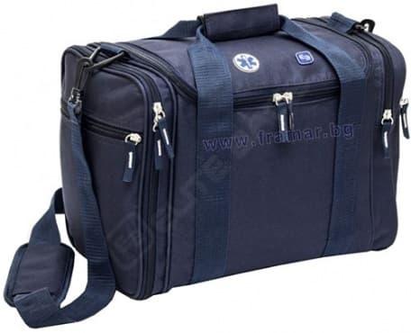 Изображение към продукта ЧАНТА ЗА СПЕШНА ПОМОЩ JUMBLE ELITE BAGS EB - 08.008 ТЪМНО СИНЯ