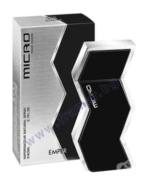 Изображение към продукта ЕМПЕР МЪЖКА ТОАЛЕТНА ВОДА MICRO 80 мл