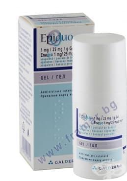 Изображение към продукта ЕПИДУО гел 30 гр.