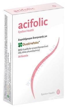 Изображение към продукта АСИФОЛИК таблетки * 30