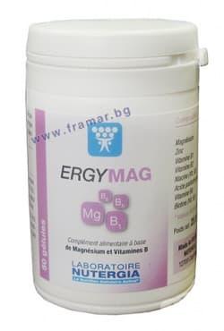 Изображение към продукта ЕРЖИМАГ капсули * 50 НУТЕРГИА