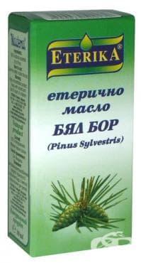 Изображение към продукта ЕТЕРИКА ЕТЕРИЧНО МАСЛО ОТ БОР 10 мл.