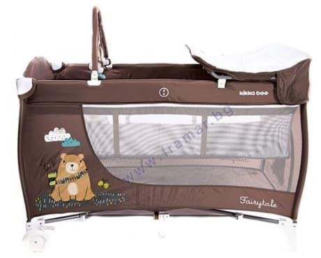 КИКА БО КОШАРА FAIRYTALE BROWN BEAR - изображение