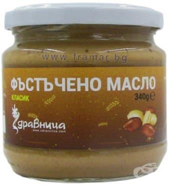 ФЪСТЪЧЕНО МАСЛО КЛАСИК 340 гр. ЗДРАВНИЦА - изображение