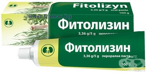 Изображение към продукта ФИТОЛИЗИН ПАСТА 100 гр.