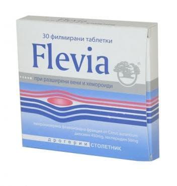 Изображение към продукта ФЛЕВИЯ таблетки * 30 НИКСЕН