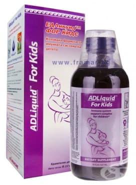 Изображение към продукта ФОР КИДС - ADL сироп 237 мл. за имунната система