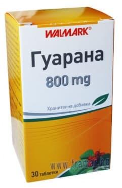 ГУАРАНА  табл. * 30  ВАЛМАРК - изображение