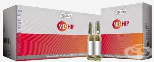 ГУНА MD-HIP амп. 2 мл. * 10 - изображение