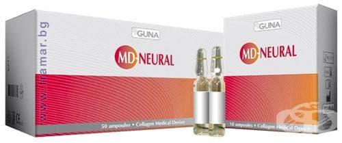 Изображение към продукта ГУНА MD-NEURAL амп. 2 мл. * 10