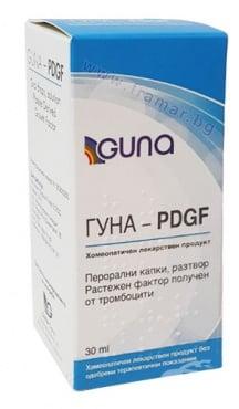 Изображение към продукта ГУНА PDGF капки 30 мл