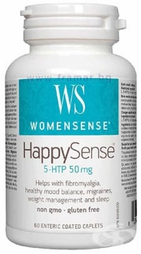 Изображение към продукта ХЕПИСЕНС каплети 50 мг * 60 НАТУРАЛ ФАКТОРС
