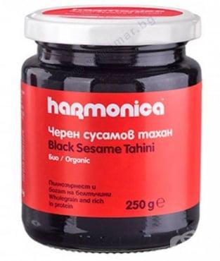 Изображение към продукта ХАРМОНИКА БИО ЧЕРЕН ТАХАН 250 г