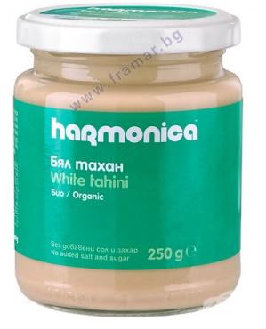 Изображение към продукта ХАРМОНИКА БЯЛ СУСАМОВ ТАХАН 250 г
