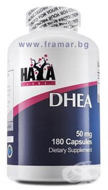 ХАЯ ЛАБС DHEA капс. 50 мг. * 180 - изображение