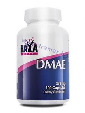 Изображение към продукта ХАЯ ЛАБС ДМАЕ капсули 351 мг * 90