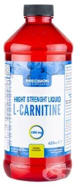 Изображение към продукта L - КАРНИТИН 1500 мг 450 мл  HOLLAND & BARRETT