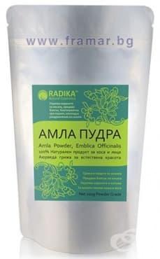 Изображение към продукта РАДИКА АМЛА НА ПРАХ 100 гр.