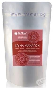 Изображение към продукта РАДИКА КЪНА МАХАГОН НА ПРАХ 100 гр.
