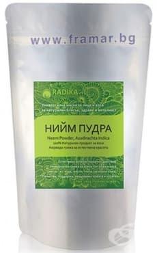 Изображение към продукта РАДИКА НИЙМ НА ПРАХ 100 гр.