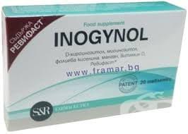 Изображение към продукта ИНОГИНОЛ таблетки * 20