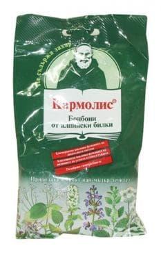 Изображение към продукта КАРМОЛИС БОНБОНИ без захар