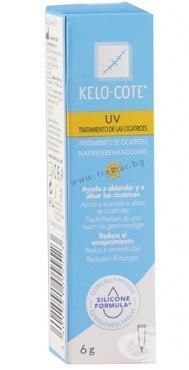 Изображение към продукта КЕЛО-КОТ СКАР гел за белези SPF30 6 г