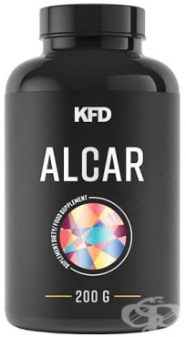 Изображение към продукта КФД ALCAR АЦЕТИЛ L - КАРТНИТИН 200 г