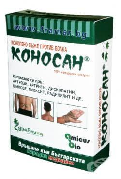Изображение към продукта КОНОСАН КОНОПЕНО ВЪЖЕ ПРОТИВ БОЛКА