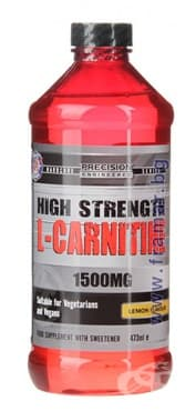 L-КАРНИТИН 1500 мг 473 мл  HOLLAND & BARRETT - изображение