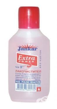 Изображение към продукта ЛАКОЧИСТИТЕЛ БЕЗ АЦЕТОН 50 мл. JANKAR