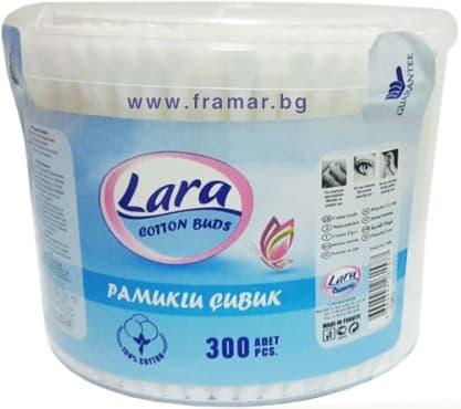 ТУПФИ ЛАРА * 300 КУТИЯ - изображение