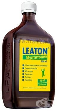Изображение към продукта ЛЕАТОН МУЛТИТОНИК 500 мл.