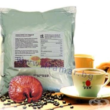 Изображение към продукта ЛИНГЖИ КАФЕ 3 В 1 1 кг DXN