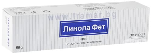 Изображение към продукта ЛИНОЛА ФЕТ крем 50 гр.